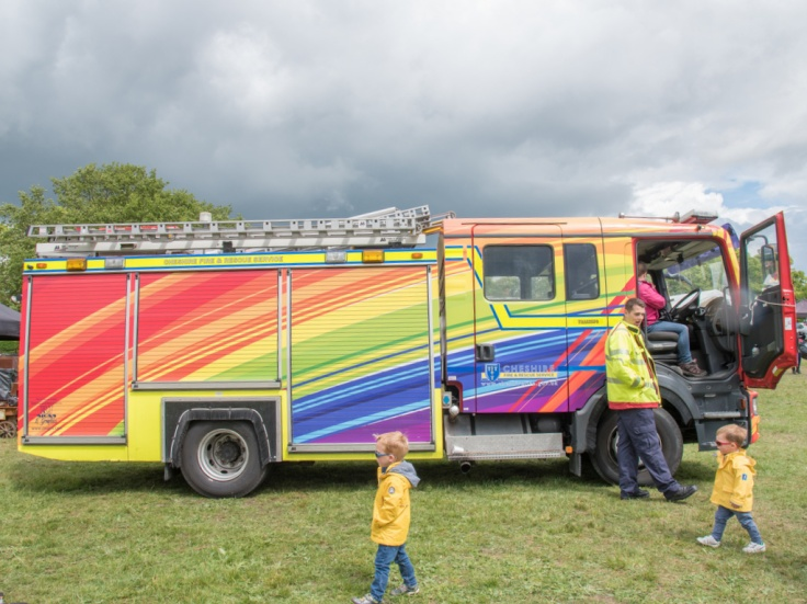 Lions Fair - Fire Engine